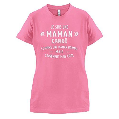 une maman normal canoë - Femme T-Shirt - Azalée - S