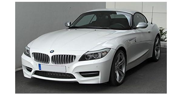 BMW Z4 Poster Seda Cartel On Silk <58x35 cm, 23x14 inch ...