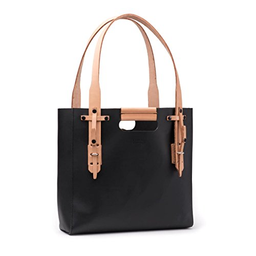 Saddleback Leather Everyday Tote - Full Grain Leather Travel or Everyday Tote Bag with 100 Year Warranty by Saddleback Leather Co.