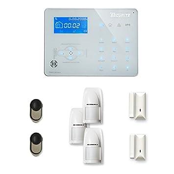 Sistema de alarma inalámbrico ICE-B 2 a 3 piezas, movimiento ...