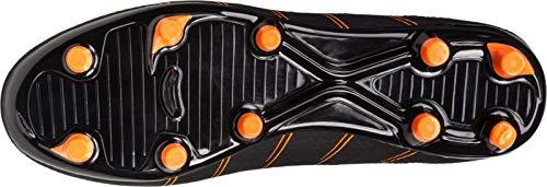 Football Orange 900 neon Ii Touch Chaussures schwarz Noir Pro De Speedlite Fg Homme TaqnO4