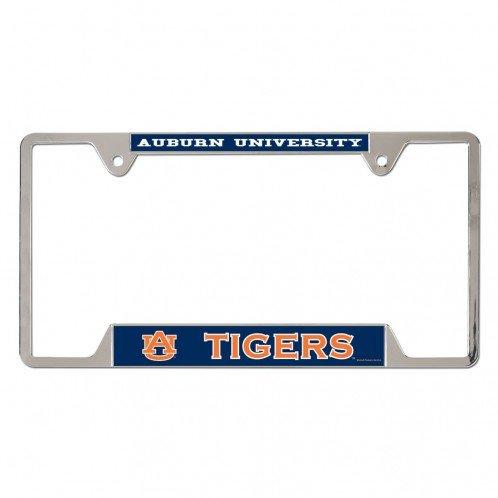 Auburn Tigers Metal License Plate Frame ()