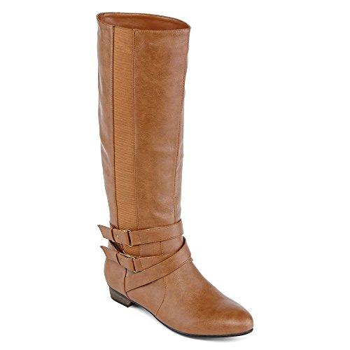 olsenboye olsenboye coleen womens high boots cognac