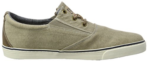 s.Oliver 13613, Men's Low-Top Sneakers Beige (Sand 355)