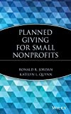 img - for Planned Giving for Small Nonprofits book / textbook / text book