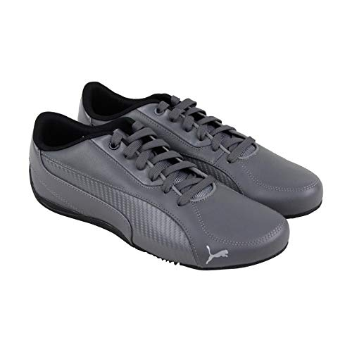 (PUMA Drift Cat 5 Carbon Motorsport F1 Driving Sneakers - Grey (10))