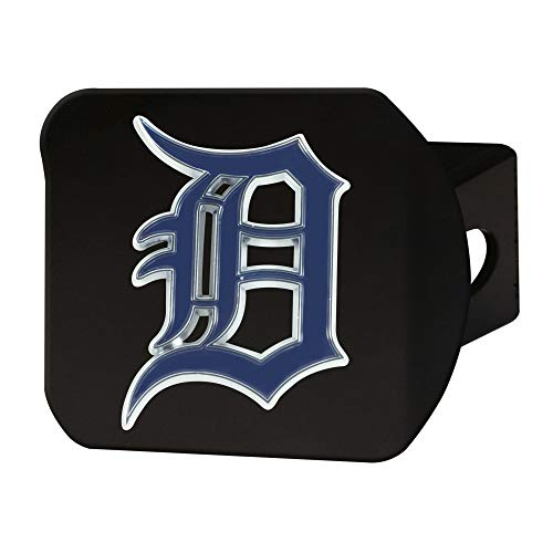 - FANMATS MLB - Detroit Tigers Color Hitch - Black