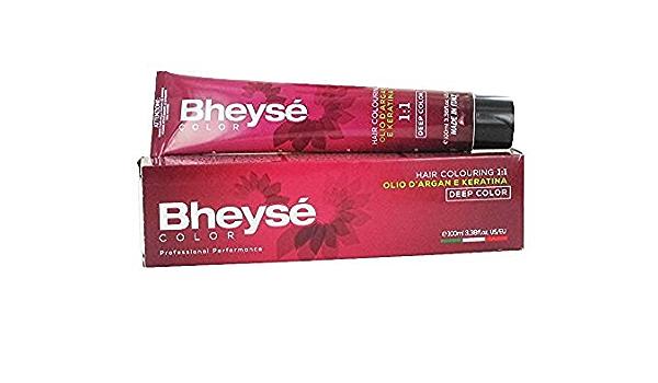 Tinte Bheysé Color – René Blanche – 4.5 RS castaño rojo ...