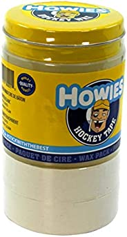 Howies Hockey Tape Wax Pack Hockey Tape - 3 Clear/2 White/1 Wax