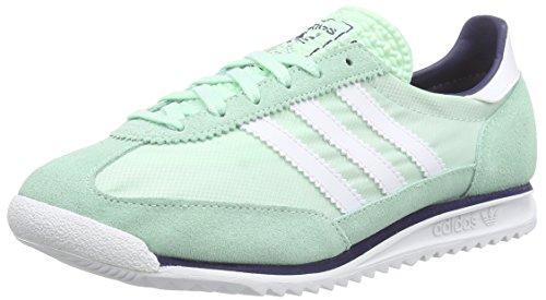de Running Sl72 Femme W Ngtsky Chaussures Ftwwht adidas Vert Frogrn qpt4HA