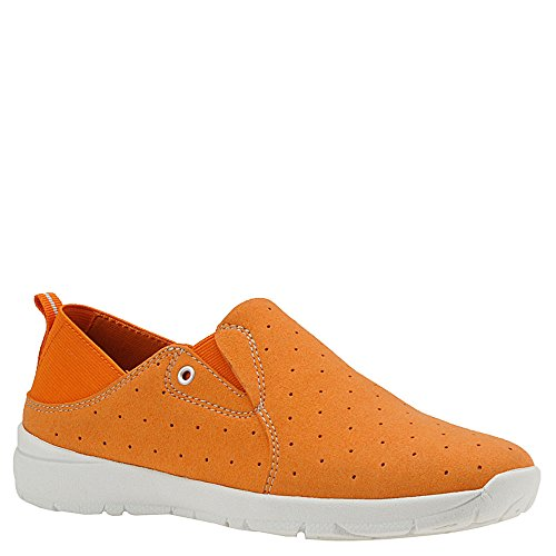 Easy Spirit Dames Getflex2 Fashion Sneaker Oranje