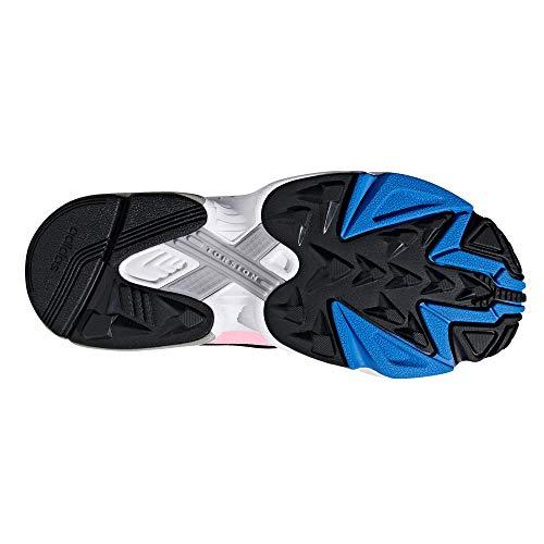 Fitness Adidas W nero Sneaker Da Donna Scarpe bianco Falcon Rosa aSSqIp