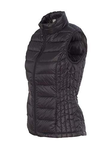Weatherproof Womens Packable Down Vest (16700W) -Black -L