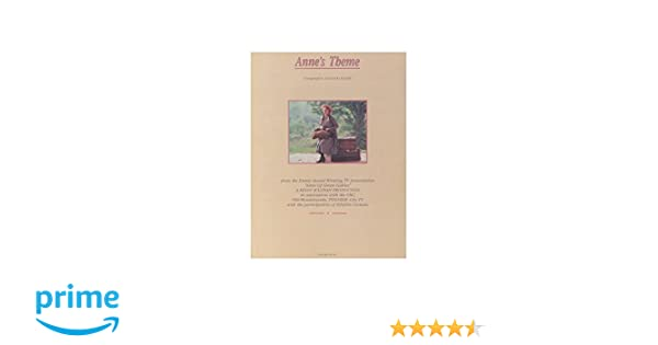 55f4b0a285ed Alfred Anne s Theme from Anne of Green Gables  Alfred  0723188047055   Amazon.com  Books