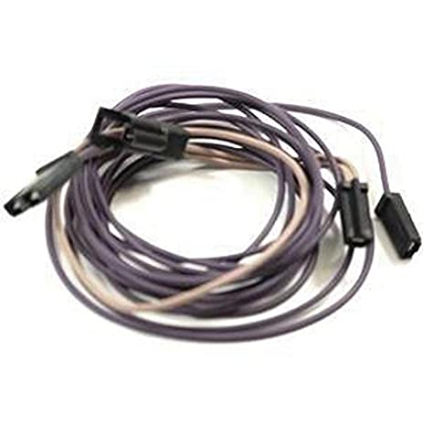 41lGhmC%2BAUL._SY463_ amazon com eckler's premier quality products 75283154 firebird firebird wiring harness at bayanpartner.co