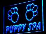 ADV PRO j252-b Puppy Spa Dog Pet Shop Neon Light Sign