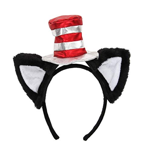 Dr. Seuss Cat in the Hat Costume Ears