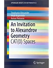 An Invitation to Alexandrov Geometry: CAT(0) Spaces