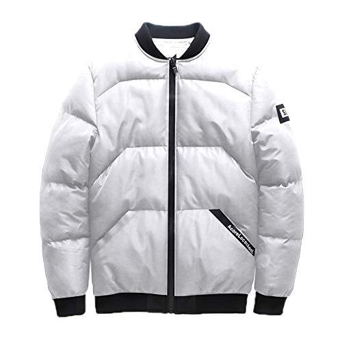Winter Warm Pocket Gray Thicken Down Tops Outwear Men's Jacket Zipper Tianya Cotton Coat Cotton Padded Collar Stand x5aFY1qWwT