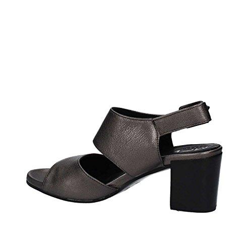 MARITAN 660189 Sandalen mit absatz Frauen Grau