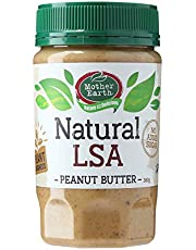 Mother Earth Peanut Butter LSA Blend, 380 g