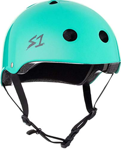 S-ONE Lifer CPSC - Multi-Impact Helmet - Lagoon Gloss - X-Large (22.5