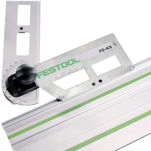Festool 491588 FSKS Combinatie Schuine rand Wit