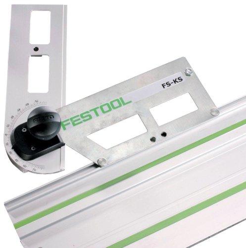 Festool 491588 Angle Unit For FS Guide Rails -