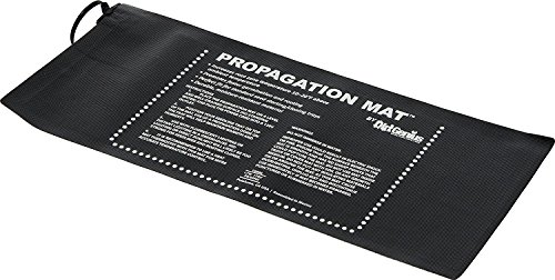 Dirt Genius 19010 Seed Starting Propagation Heat Mat, 17Watt, 8.9'' x 19.5'' by Dirt Genius