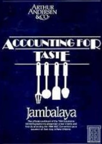 Jambalaya: The Official Cookbook of the 1984 Louisiana World Exposition by Junior League of New Orleans