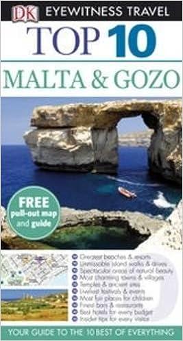 Book DK Eyewitness Top 10 Travel Guide: Malta & Gozo