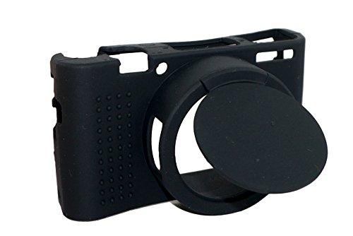 Removable Lens Cover Protective Silicone Gel Rubber Soft Cam