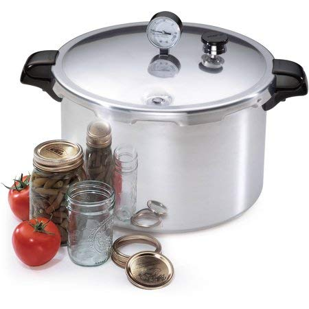 Presto 16-Quart Pressure Canner and Cooker 01755