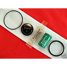 Battery Kit for Suunto D6i Dive Computer Transmitter and Receiver (Complete)