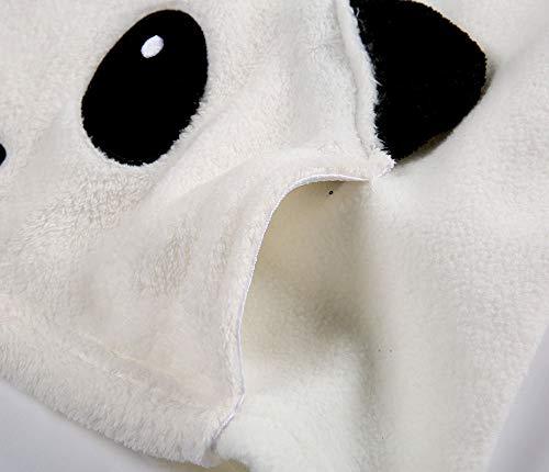 Fleece Polar Oso Ropa Larga Manga De Conjunto Home Para Mujer Sleepwear Dormir 3d Pijamas q10xnwHYYU