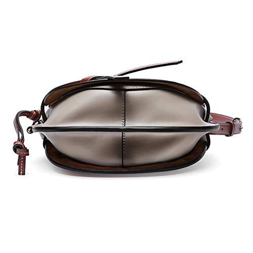 spalla Tote Black sella Borsetta Fashion Bag Donna crossbody BaqE8wn4