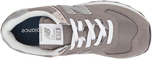 Nuovo Equilibrio Donne Iconico Grigi 574 Sneaker