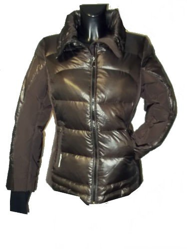 Geox - Abrigo impermeable - Manga larga - para mujer marrón 38