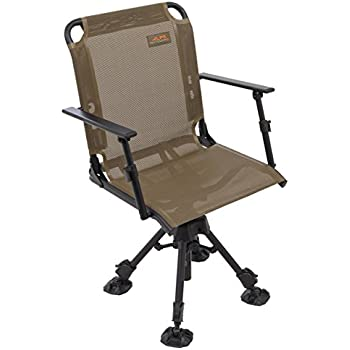 Amazon Com Alps Outdoorz Stealth Hunter Blind Chair