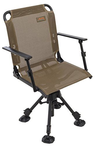 Great Features Of ALPS OutdoorZ Stealth Hunter Blind Chair