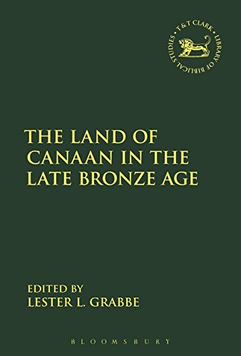 The Land of Canaan in the Late Bronze Age (The Library of Hebrew Bible/Old Testament Studies)
