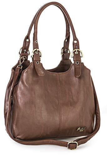 Big Handbag Donna Mano ShopBorsa A MabelDeep Tan xeWCEdrQBo