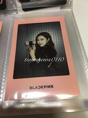 BLACKPINK公式ペンライト初回限定特典フォトカード トレカ チェキ ロゼ BLACK PINK ピンク
