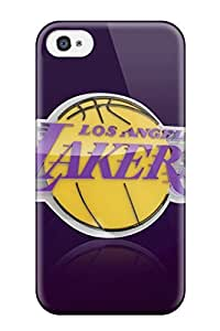 Cheap los angeles lakers nba basketball (5) NBA Sports & Colleges colorful iPhone 4/4s cases WANGJING JINDA