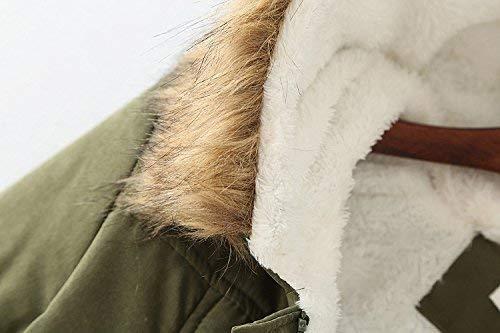 Con Invernali Lunga Incappucciato Autunno Winered Calda Cerniera Inverno Manica Cappotto Cappotti A Chiusura Fashion Donna Grazioso Giacche Trench Foderato Sciolto Tasche j5L4ARq3