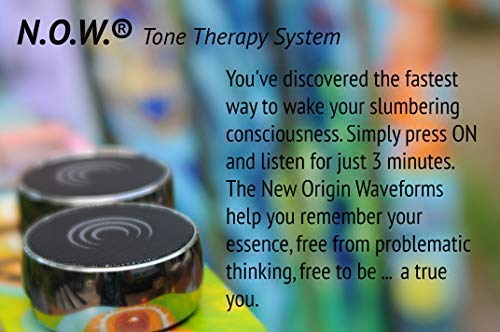N.O.W. Tone Therapy System. Sound Meditation Speakers. It's Yoga for Your Mind by Solu (Image #5)