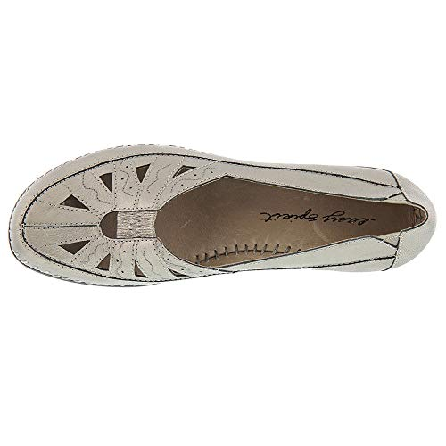 Flat Easy Spirit Women's Dixiee Gold 4Px0Pwt1