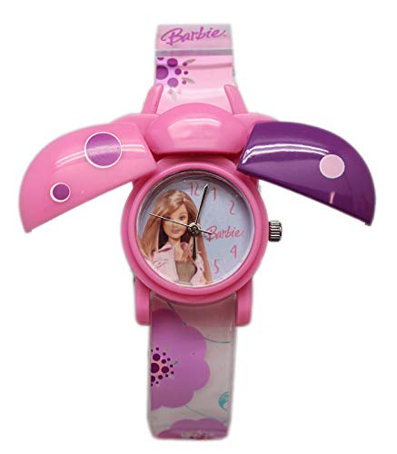 Barbie Beetle Watch Dial w/Interchangeable Bands and Bag ()