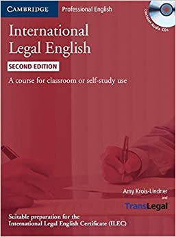 International Legal English 2nd Student's Book With Audio Cds por Translegal epub