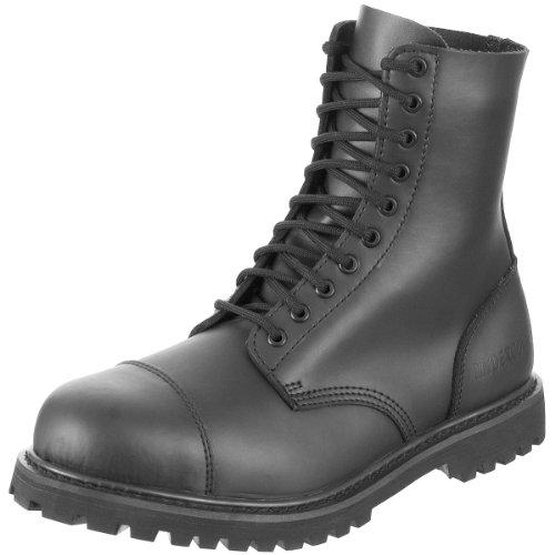 Mil-Tec - Botas para hombre Negro